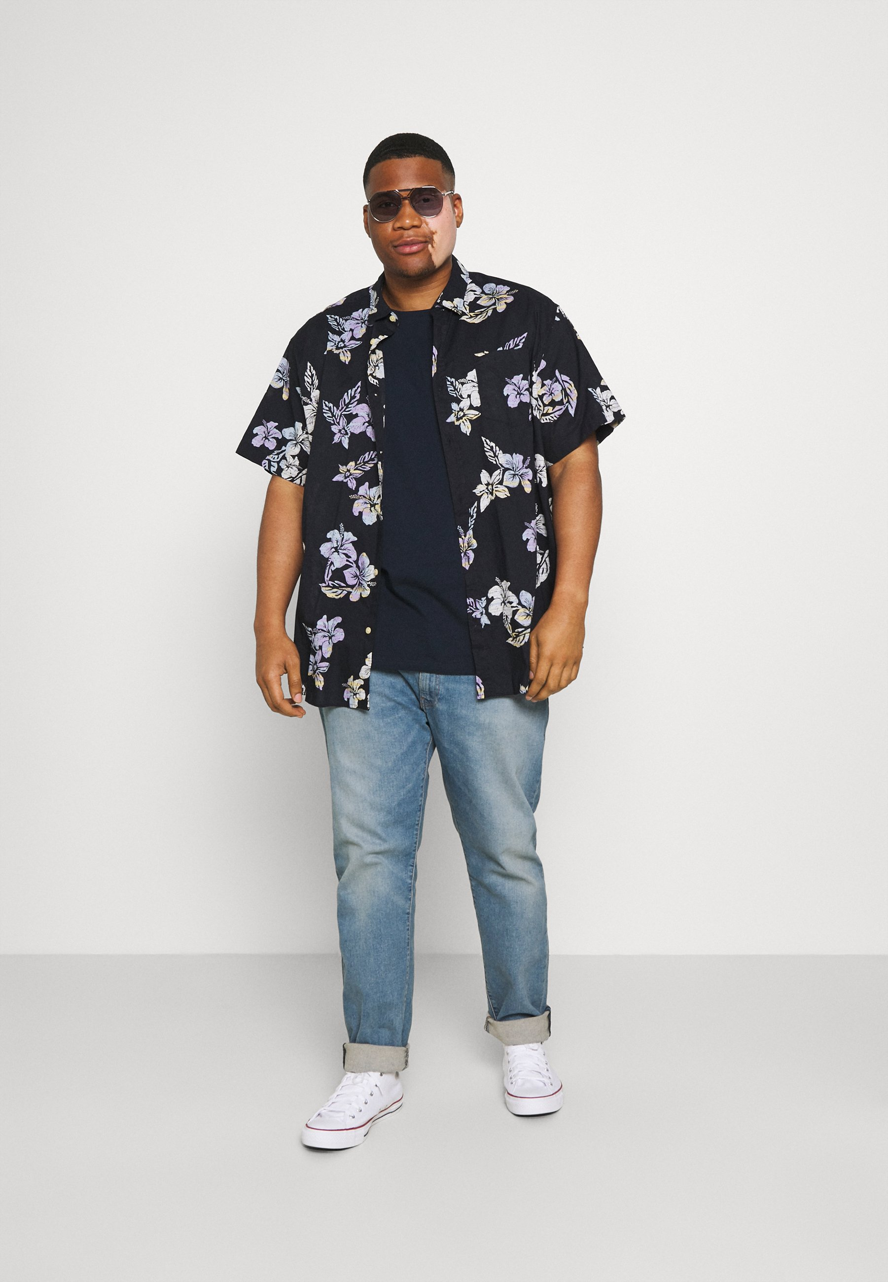 Uomo ESSENTIAL CREW NECK TEE - T-shirt basic