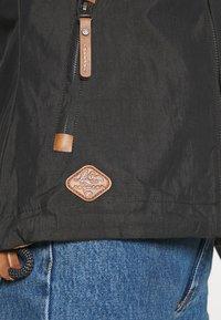 Ragwear - APOLI - Lehká bunda - black - 7