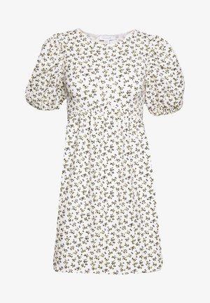 DITSY BABYDOLL - Žerzejové šaty - camel
