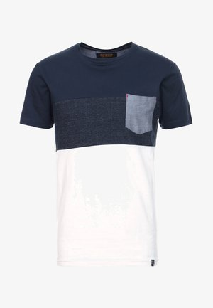 CLEMENS - T-shirt con stampa - offwhite