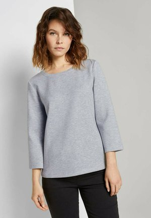 Sweatshirt - comfort grey melange