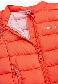 s.Oliver - Waistcoat - orange - 3