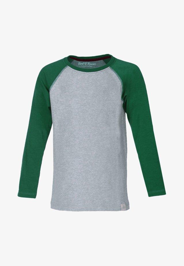 Pitkähihainen paita - dark-green