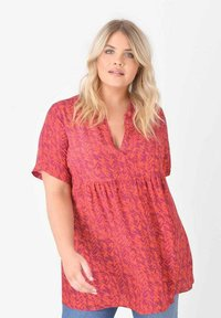 Live Unlimited London - Blouse - red - 0