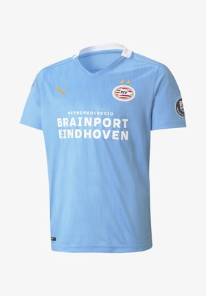 PUMA PSV EINDHOVEN AWAY REPLICA - Print T-shirt - team light blue-puma white