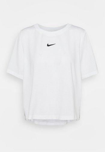 Camiseta básica - white/black