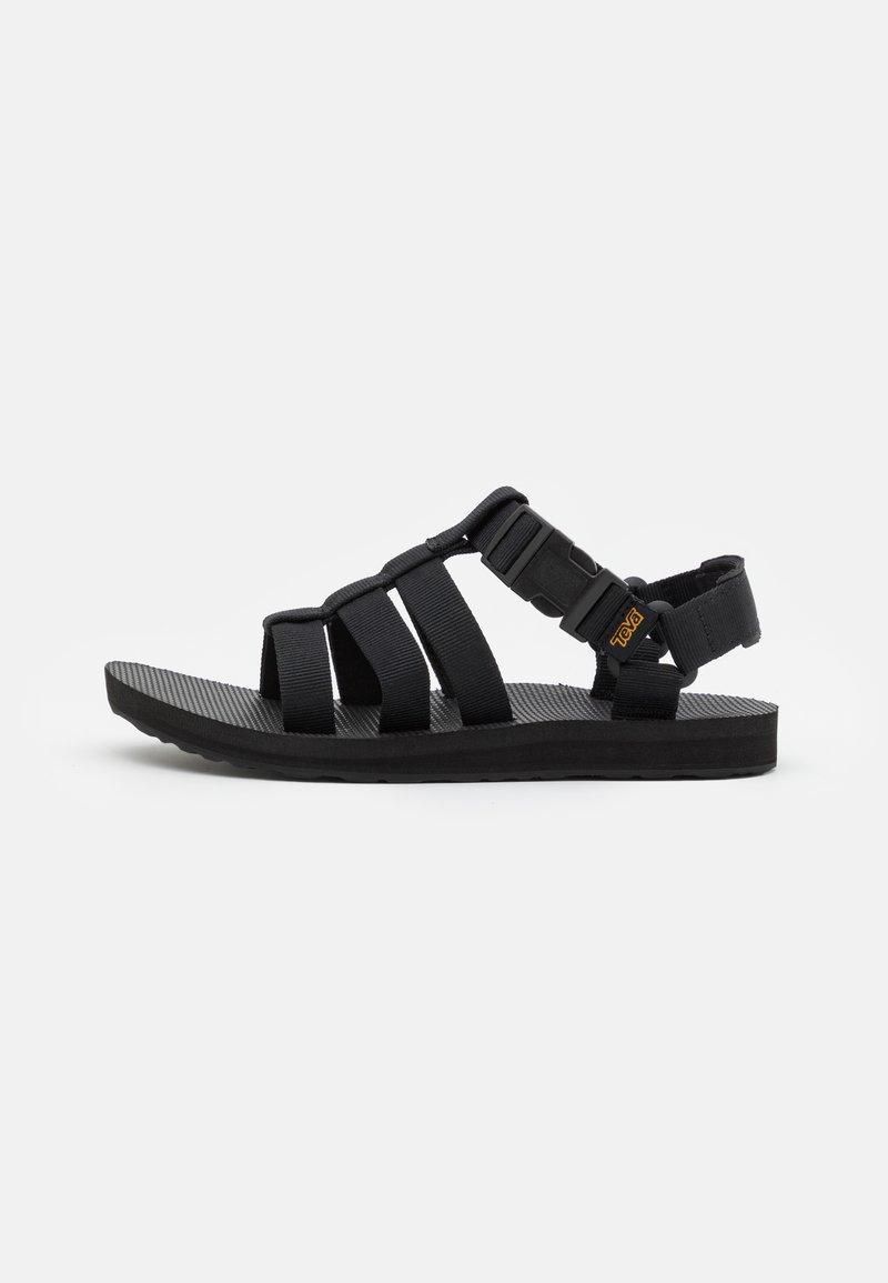 Teva - ORIGINAL DORADO - Walking sandals - black