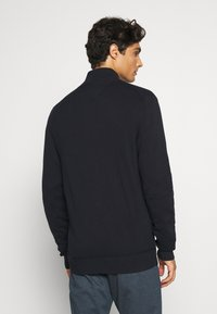 Tommy Hilfiger - ZIP THROUGH - Cardigan - blue - 2