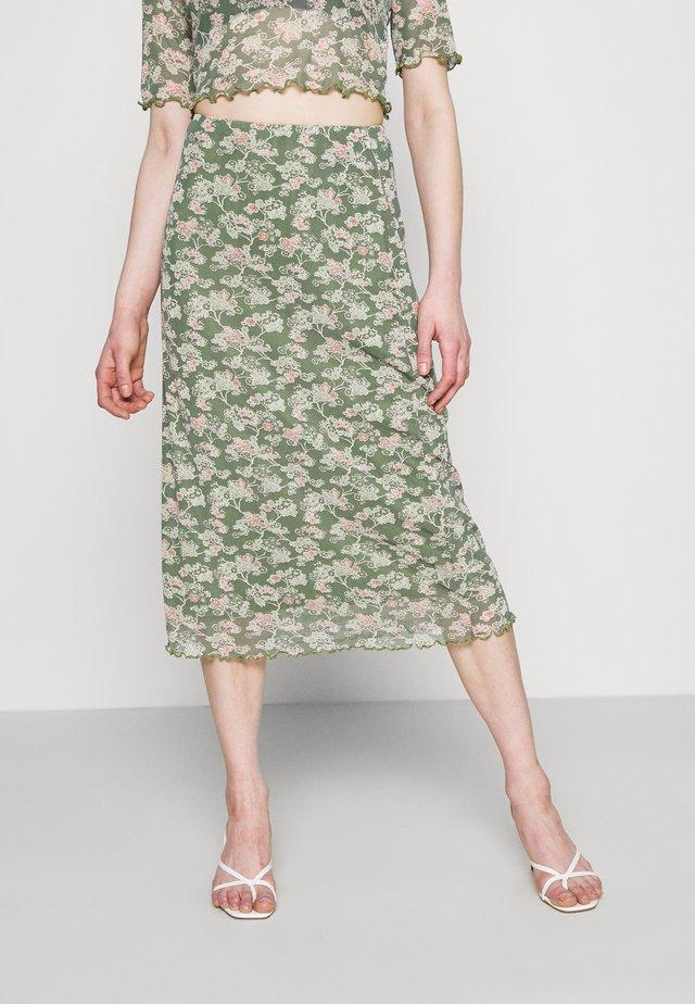 DREW SKIRT - Blyantnederdel / pencil skirts - multi