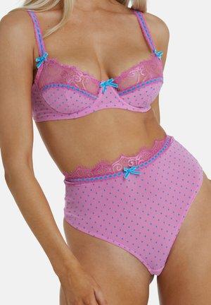 Thong - pink