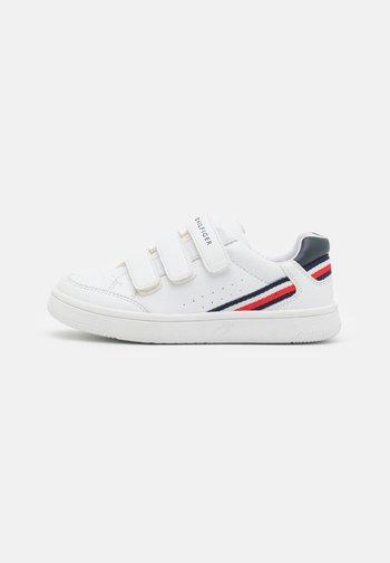 UNISEX - Sneakers basse - white/blue