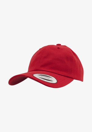 LOW PROFILE - Cap - red