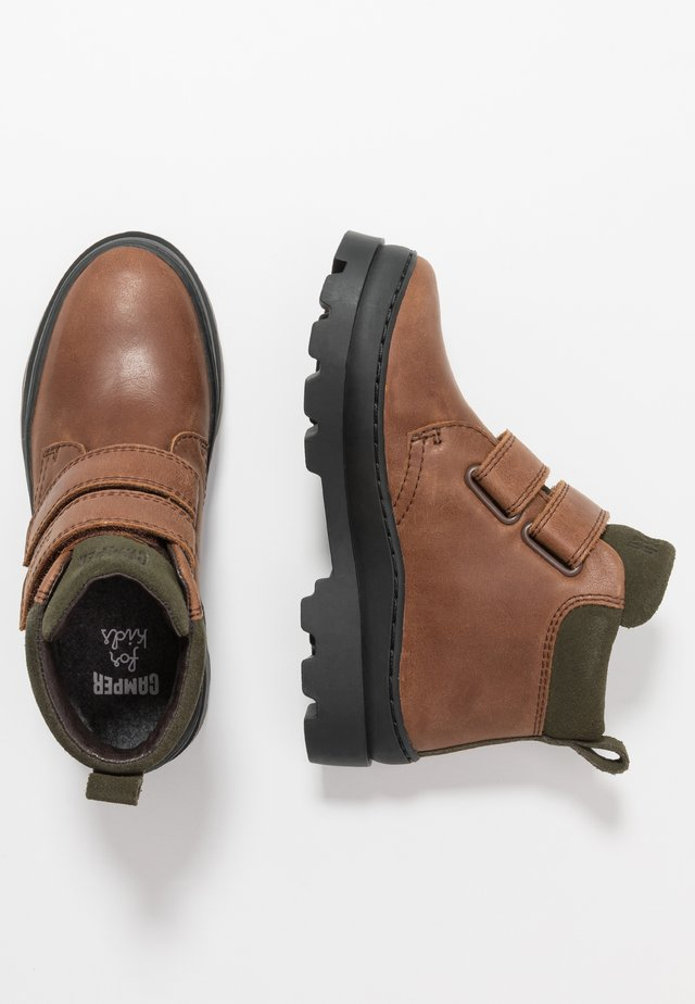 BRUTUS KIDS - Bottines - medium brown