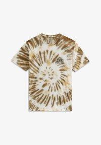 Vans - MN LOOK AHEAD SS - T-shirts print - nutria/tie dye - 2