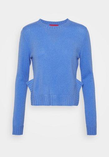 CRESCITA - Jumper - light blue