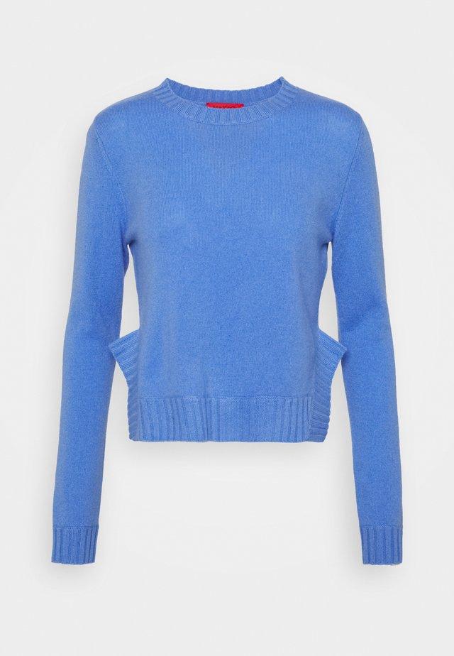 CRESCITA - Sweter - light blue