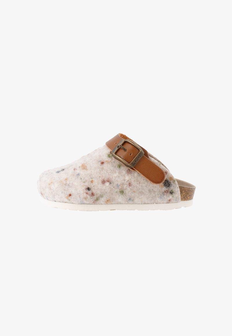 Genuins - Slippers - beige