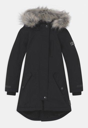 PEACE - Winter coat - black