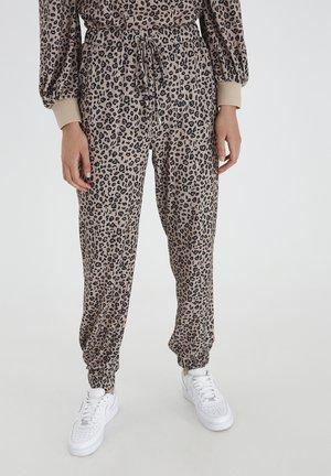 BXSILNA - Pantalones deportivos - cement mix