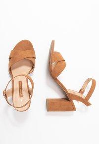 Dorothy Perkins - SERENA UPDATE - High Heel Sandalette - tan - 3