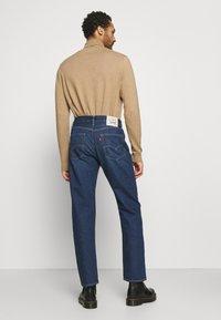 Levi's® - WELLTHREAD 551Z™ AUTHENTIC STRAIGHT - Jeans a sigaretta - dark indigo - 2