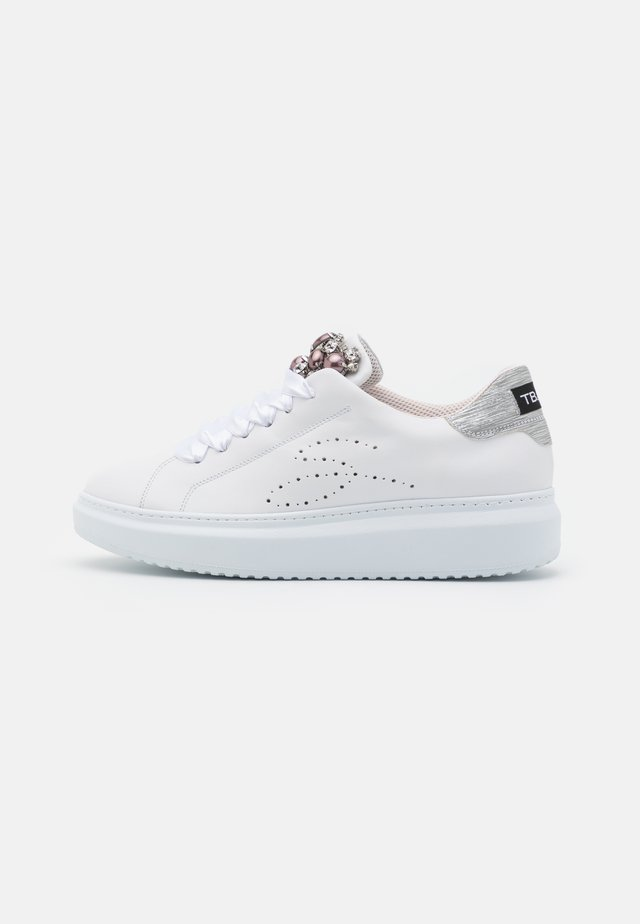 AGATA - Baskets basses - grigio chiaro