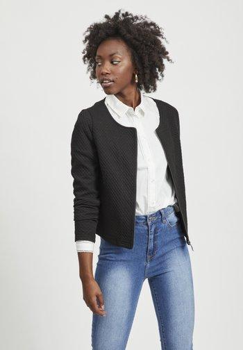 VINAJA NEW SHORT JACKET - Summer jacket - black