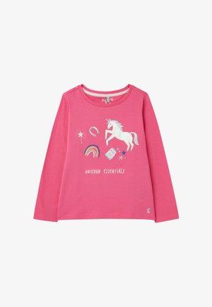 Longsleeve - pink