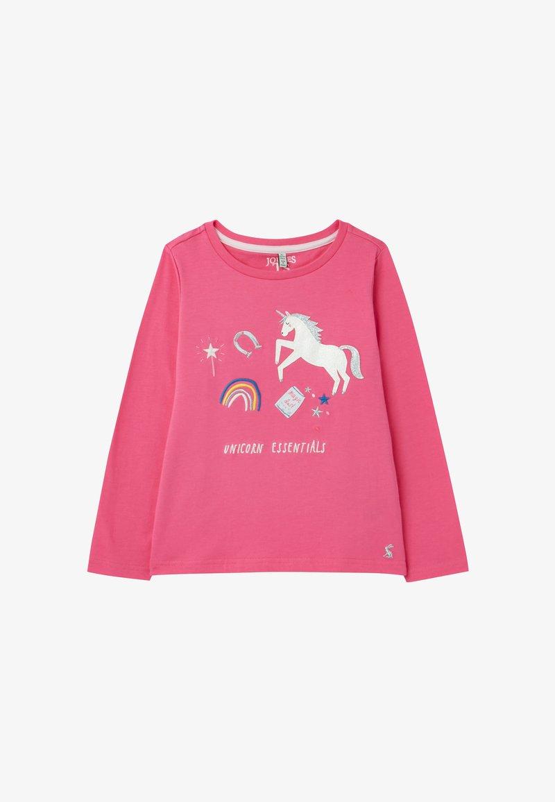 Tom Joule - Langarmshirt - pink