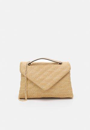 CROSSBODY BAG SIEN - Across body bag - beige