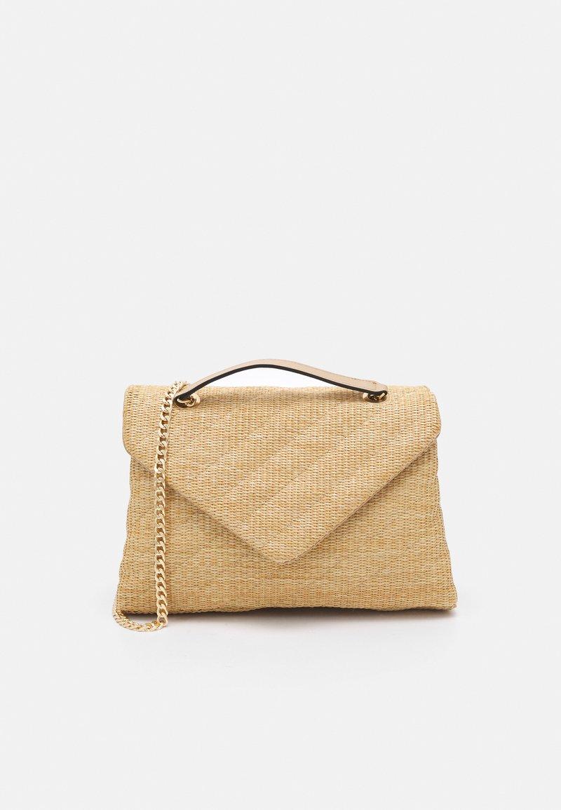 PARFOIS - CROSSBODY BAG SIEN - Across body bag - beige