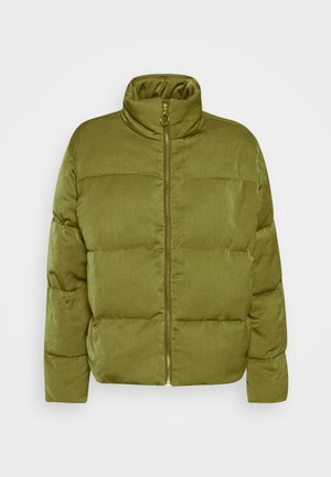 Winter jacket - military green