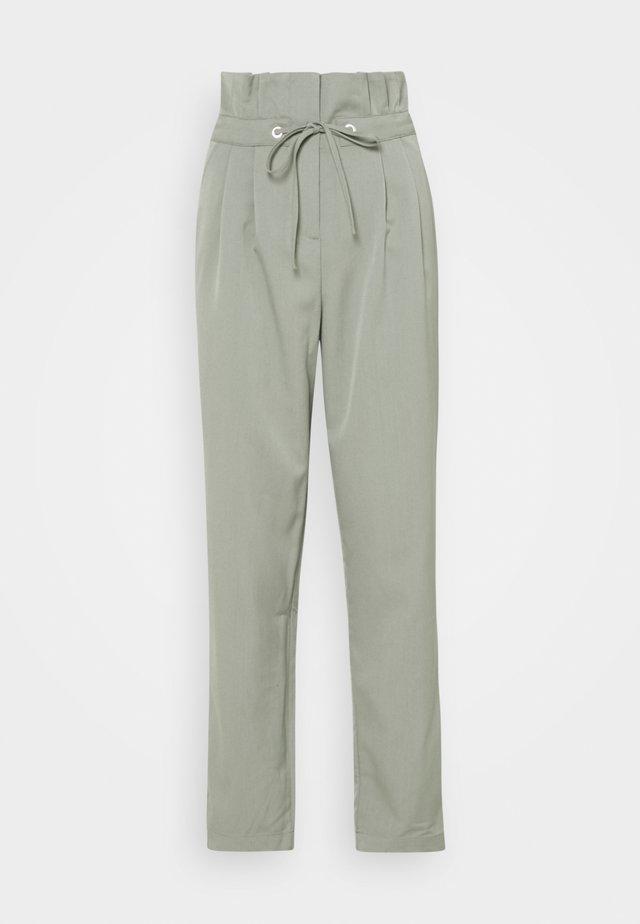 YASTUDOR PANT - Pantalones - shadow
