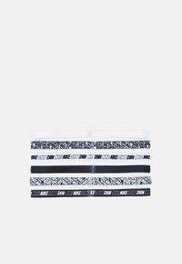 Nike Performance - PRINTED HEADBANDS 6 PACK - Other - white/white/white - 2