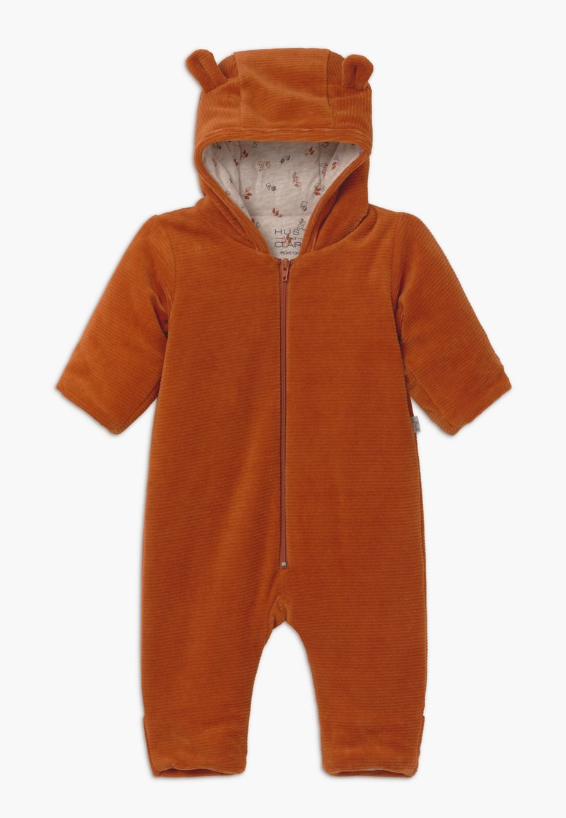 Hust & Claire - OUTERWEAR BABY - Overal - rusty