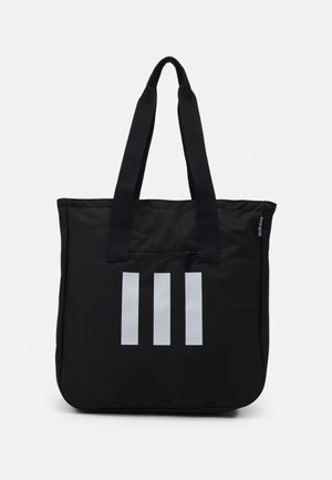 TOTE - Sports bag - black/white