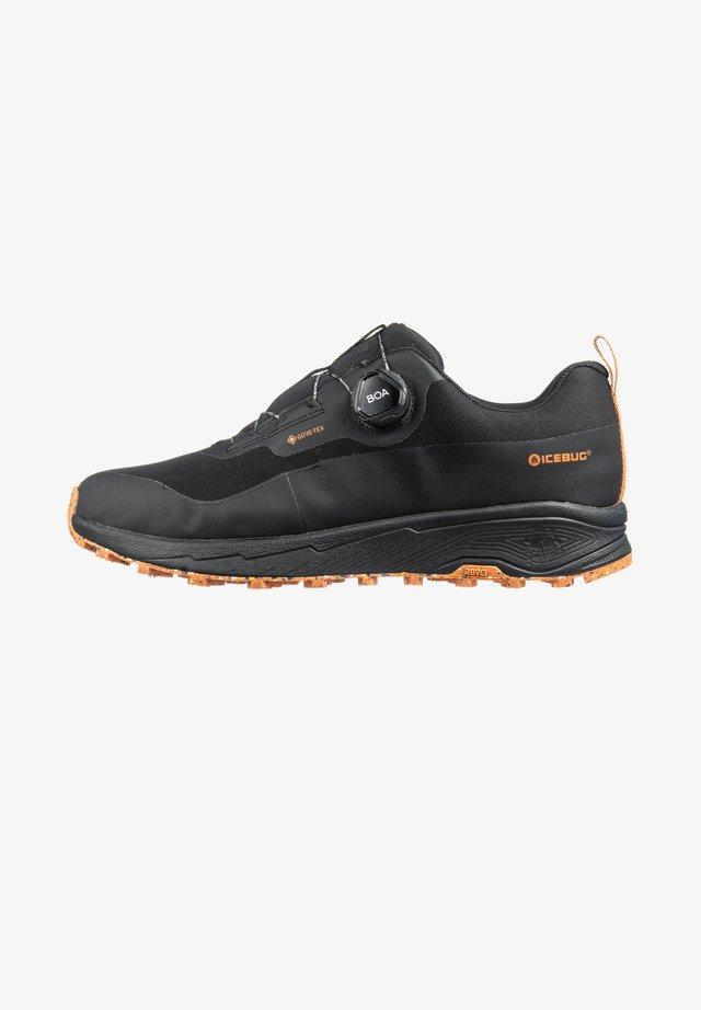 Haze W RB9X GTX - Trail running shoes - black/maple