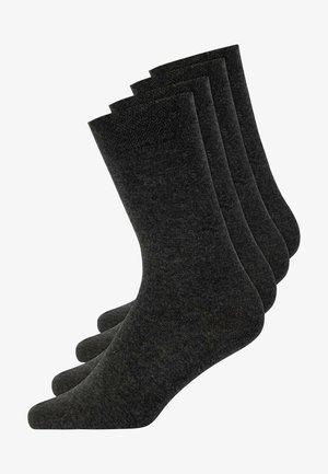 2 PACK - Socks - dunkelgrau