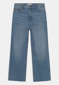 Lindex - LOTTE  - Jeans Relaxed Fit - blue denim - 0