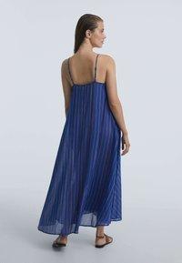 OYSHO - Maxi dress - dark blue - 1