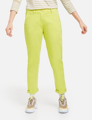 Chinos - lime