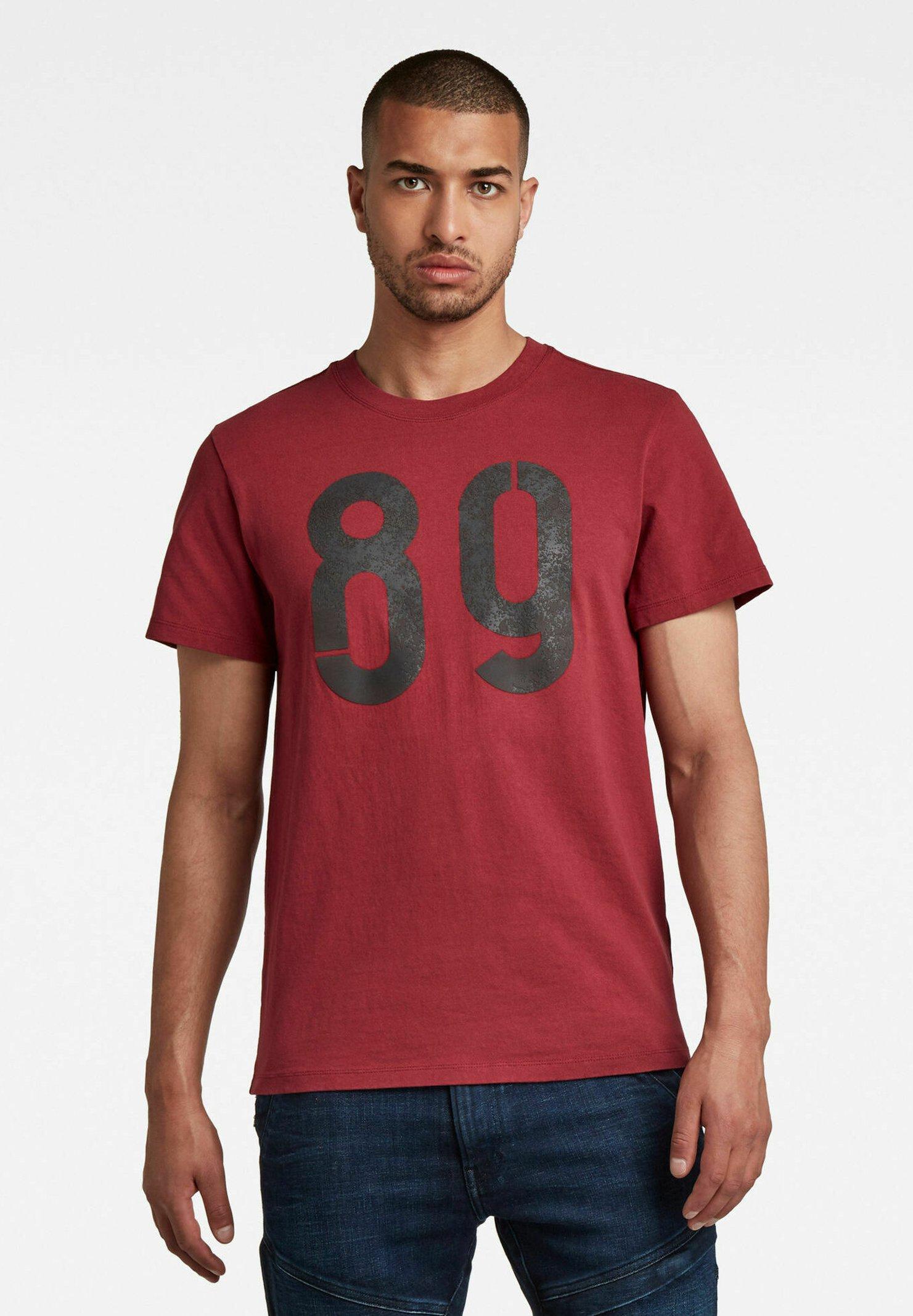 Herren LAYERED 89 GRAPHIC - T-Shirt print