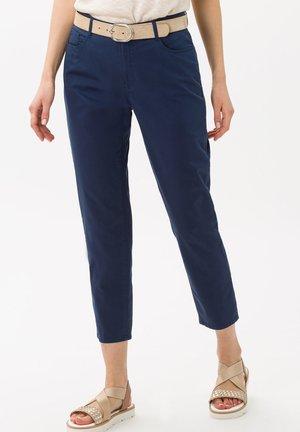 STYLE CARO S - Trousers - indigo