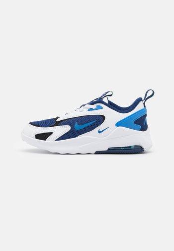 AIR MAX BOLT UNISEX - Sneakers basse - blue void/signal blue/white/black