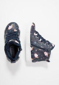 Friboo - Zapatillas altas - dark blue - 0