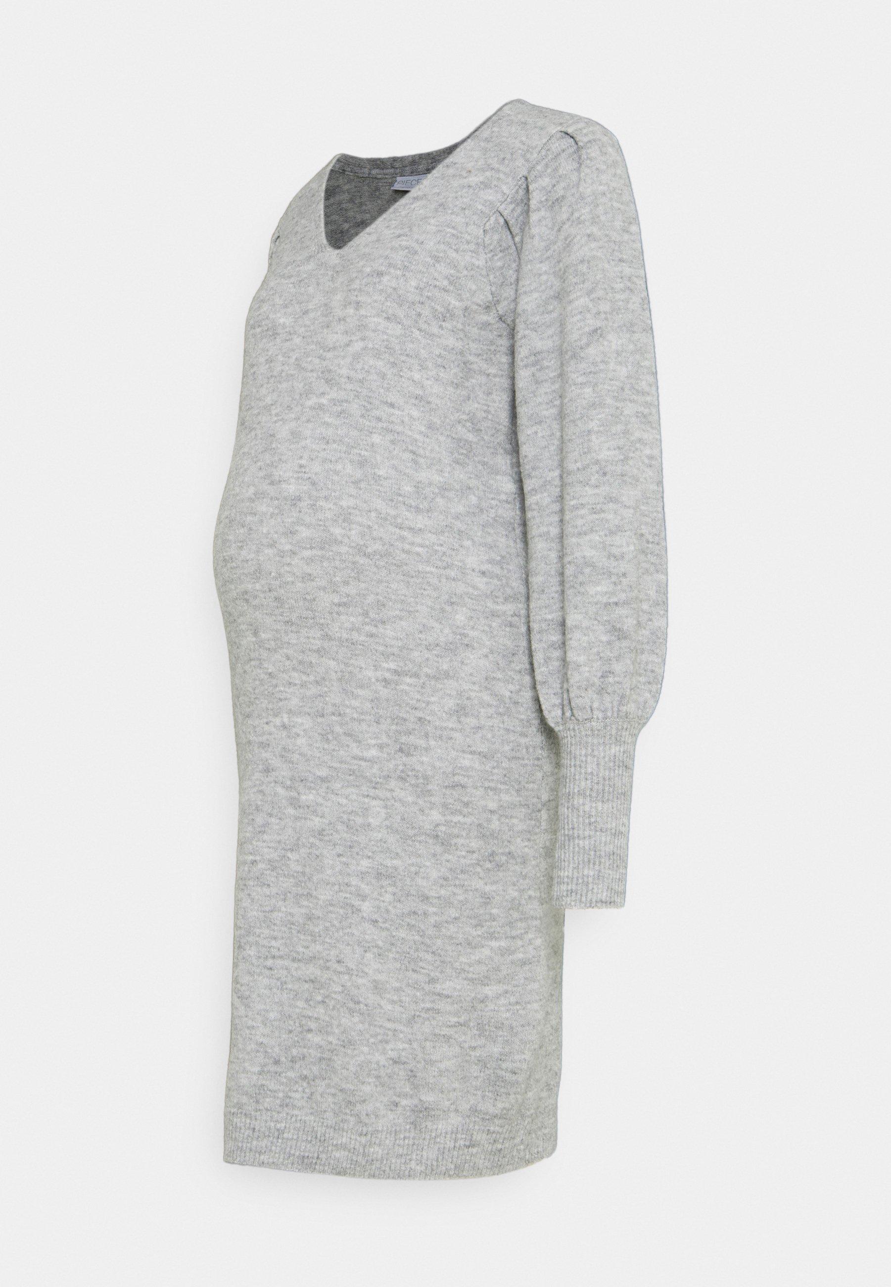 Women PCMPAM VNECK DRESS - Jumper dress