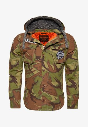 MILITARY STORM  - Winter jacket - green