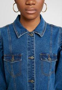 Soft Rebels - SRDEBBIE SHORT DRESS - Robe en jean - everyday mid blue - 5