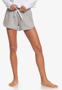 Roxy - LIVE IN SUMATRA  - Sports shorts - grey - 1