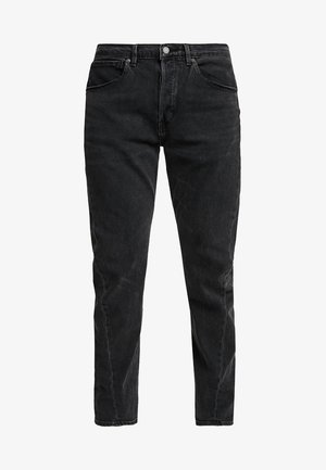 502 REGULAR TAPER - Jeans Tapered Fit - charcoal milk denim